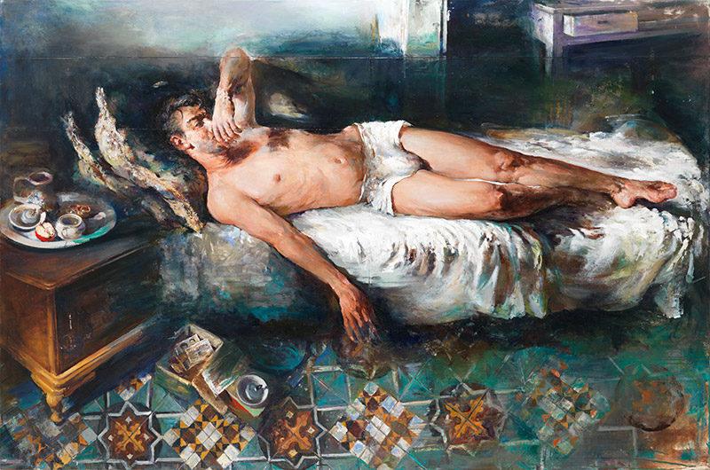 Evripides Art - Δελτίο Τύπου - Εγκαίνια έκθεσης Χ. Παλλαντζάς