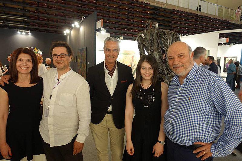 Evripides Art Gallery - Art Athina 2016 (26 - 29 Μαΐου 2016)