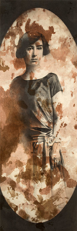 Evripides Art Gallery - 'Εκθεση Ζωγραφικής: Βασίλης Γκούμας «somniatus ero»