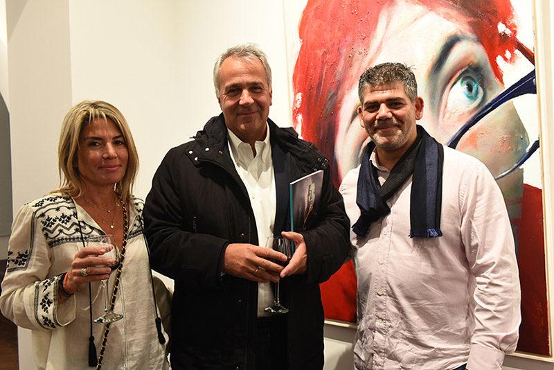 Evripides Art Gallery - Εγκαίνια: Σάββας Γεωργιάδης - Women / Γυναίκες