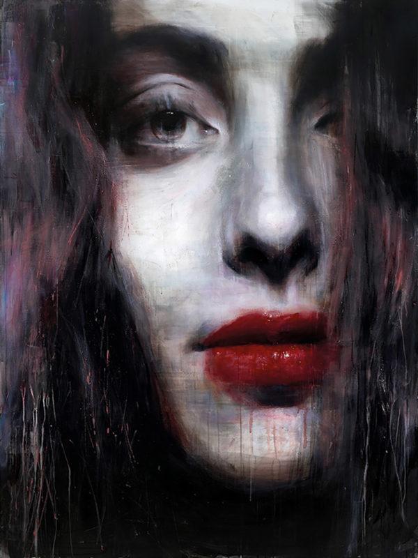 "Evripides Art Gallery - Έκθεση Ζωγραφικής: Σάββας Γεωργιάδης ""Women / Γυναίκες"