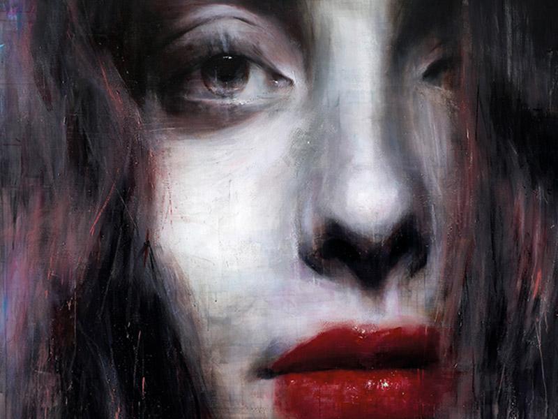 Evripides Art Gallery - Εκθεση Ζωγραφικής: Σάββας Γεωργιάδης «Women / Γυναίκες