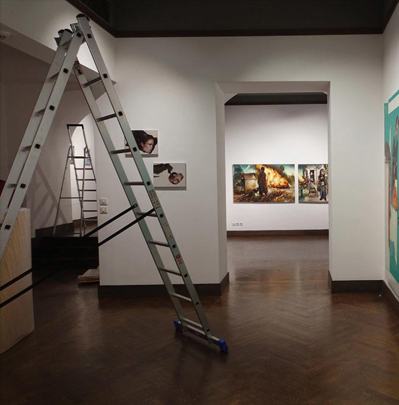 Evripides Art Gallery - Υπενθύμιση: Τάσος Μισούρας Fluid Frames
