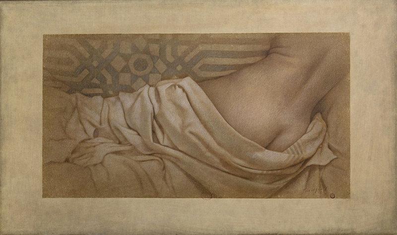 Evripides Art Gallery - Έκθεση Ζωγραφικής: Μίλτος Παντελιάς - Πτυχώσεις Μνήμης
