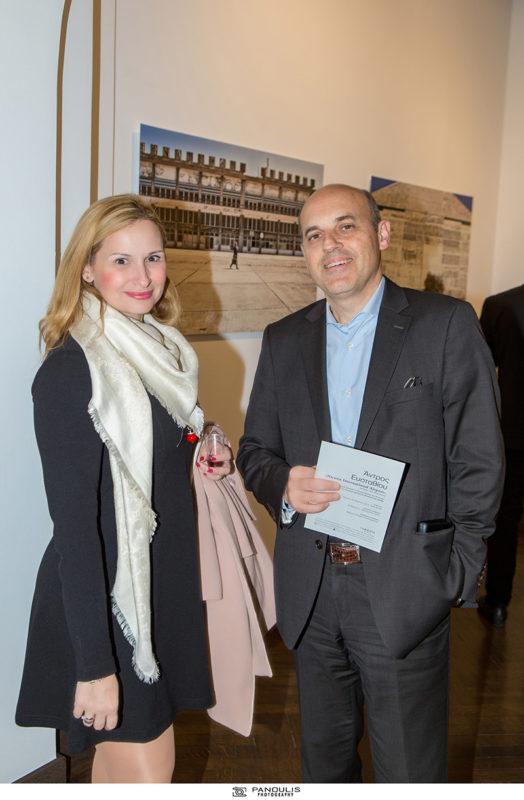 Evripides Art Gallery - Εγκαινιάσθηκε η έκθεση φωτογραφίας του Άντρου Ευσταθίου