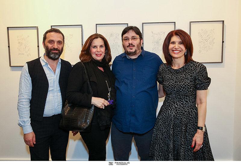 Evripides Art Gallery - Παρουσίαση - Αλέκος Κυραρίνης
