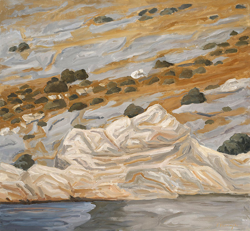 Evripides Art Gallery - Σπύρος Κωτσαλάς: «αναγωγή του βλέμματος»