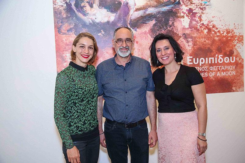 Evripides Art Gallery - «Ονειροπολήσεις (ενός Φεγγαριού)»