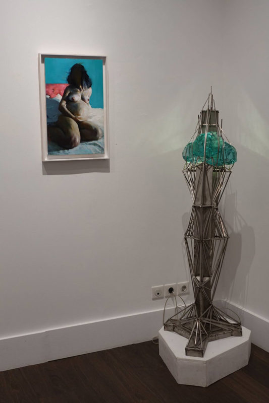 Evripides Art Gallery - Ομαδική 'Εκθεση (εικόνες)