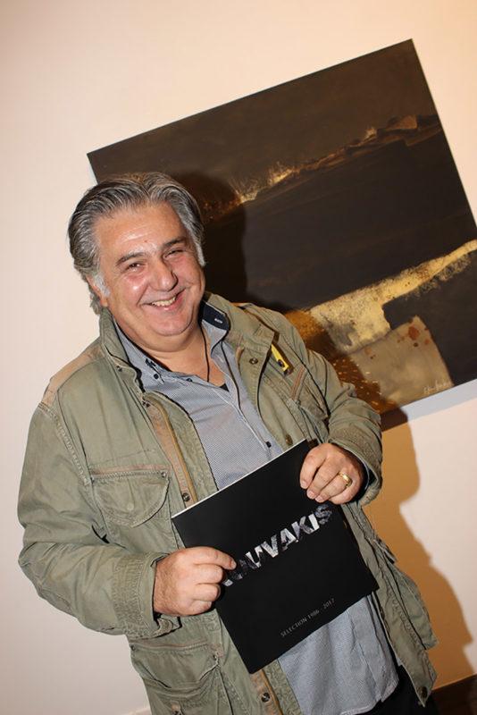 Evripides Art Gallery - Γιώργος Κουβάκις - Εγκαίνια