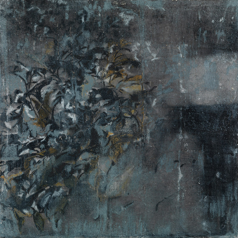 Evripides Art Gallery - Έκθεση Ζωγραφικής: Λίλα Παπούλα «Σ τοίχοι που έκρυβαν το πρόσωπό μας»