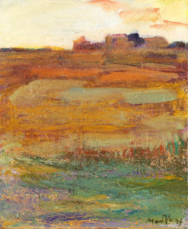 Evripides Art Gallery - Έκθεση Ζωγραφικής: Μιχάλης Μαδένης – Διαδρομές