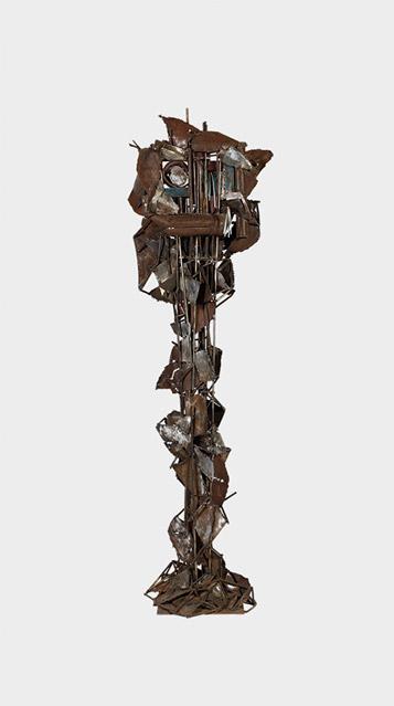 Evripides Art Gallery - Έκθεση Γλυπτικής: Γιώργος Χουλιαράς «Γλυπτικές Αισθήσεις»