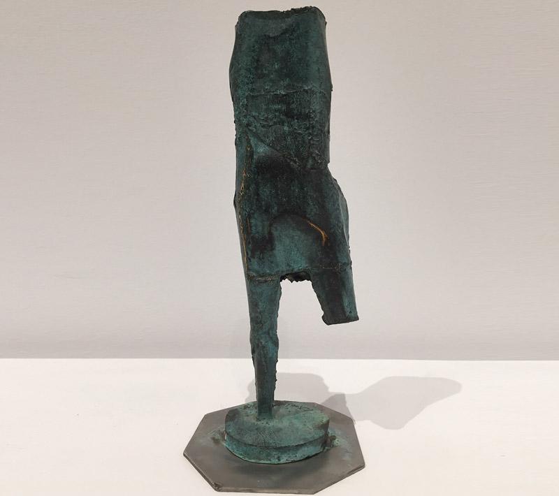 evripides art gallery έκθεση γλυπτικής: Γιώργος Χουλιαράς «Γλυπτικές Αισθήσεις»
