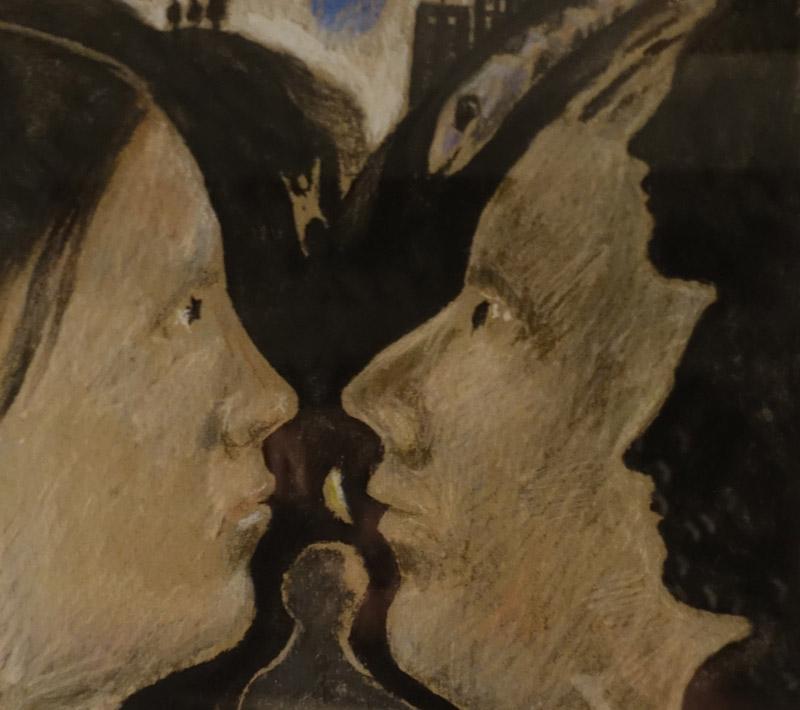 evripides art gallery έκθεση «Θραύσματα Χαρτιού» Μιχάλης Αμάραντος