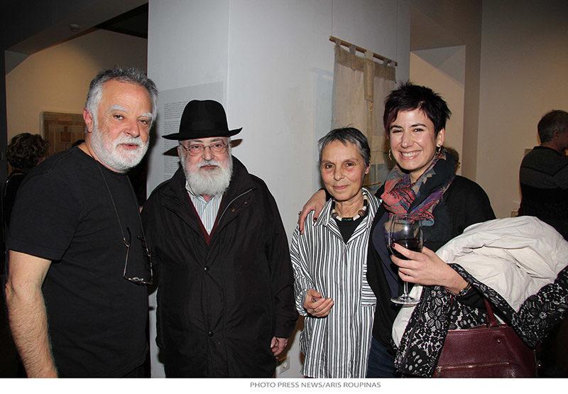 "Evripides Art Gallery - Εγκαινιάσθηκε η έκθεσηΕρήνη Γκόνου""De Materia Magica"""