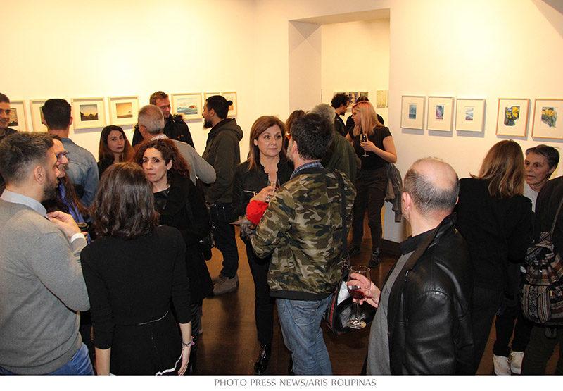"Evripides Art Gallery - Εγκαίνια - ""Less is more"""