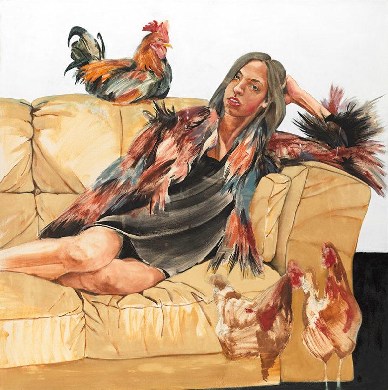 "Evripides Art Gallery - Στέλλα Καπεζάνου ""Βrit Pond"""